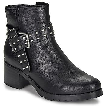 鞋子 女士 短筒靴 André NILLA 黑色