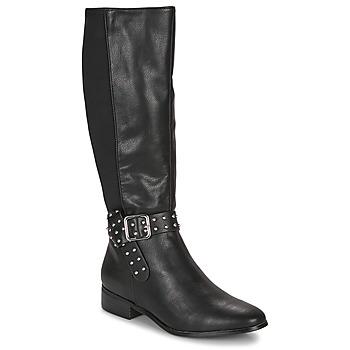 鞋子 女士 都市靴 André NOLLAN 黑色