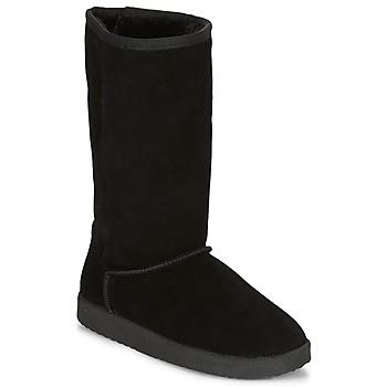 鞋子 女士 短筒靴 André TOULOU 黑色