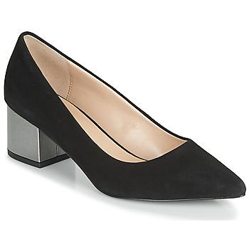 鞋子 女士 高跟鞋 André LAMOUR 黑色