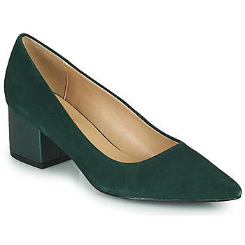 鞋子 女士 高跟鞋 André LAMOUR 绿色