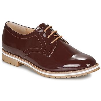 鞋子 女士 德比 André CICERON 红色