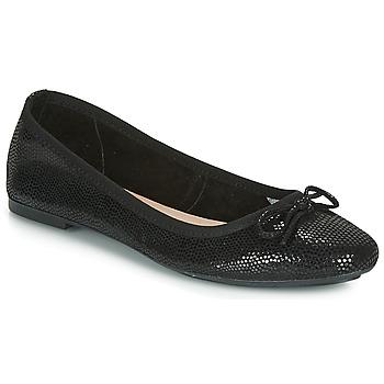 鞋子 女士 平底鞋 André PIETRA 黑色