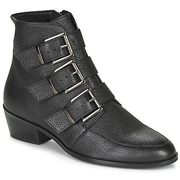 鞋子 女士 短筒靴 André ERNA 黑色