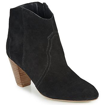 鞋子 女士 短靴 André ETOILA 黑色