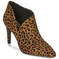 鞋子 女士 短靴 André LYNA Leopard