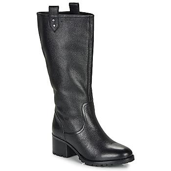 鞋子 女士 都市靴 André ENORA 黑色