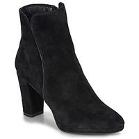 鞋子 女士 都市靴 André LEGENDAIRE 黑色