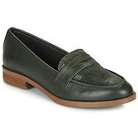 鞋子 女士 皮便鞋 André EMERAUDE 绿色