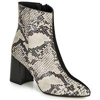 鞋子 女士 短靴 André L'INSOUCIANTE 黑色
