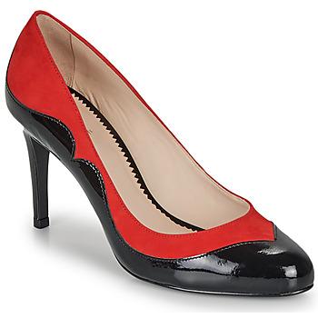 鞋子 女士 高跟鞋 André LA GALANTE 紅色