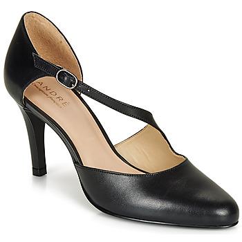 鞋子 女士 高跟鞋 André LUNA 黑色