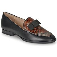 鞋子 女士 皮便鞋 André LA COURTOISE 黑色