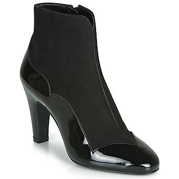 鞋子 女士 短靴 André LA ROMANTIQUE 黑色