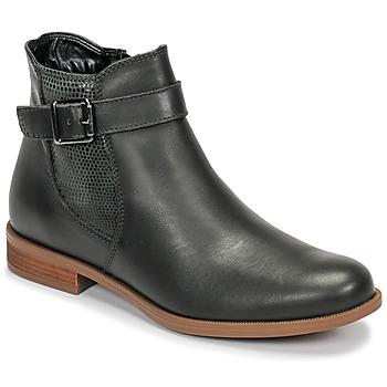 鞋子 女士 短靴 André ESMERALDA 绿色