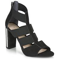 鞋子 女士 凉鞋 André LA  DETERMINEE 黑色