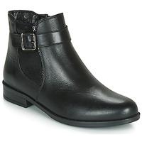 鞋子 女士 短筒靴 André ESMERALDA 黑色