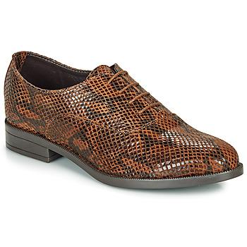 鞋子 女士 德比 André MOBI 棕色