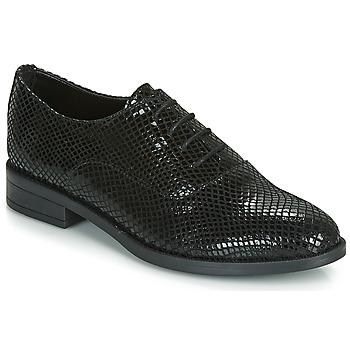 鞋子 女士 德比 André MOBI 黑色