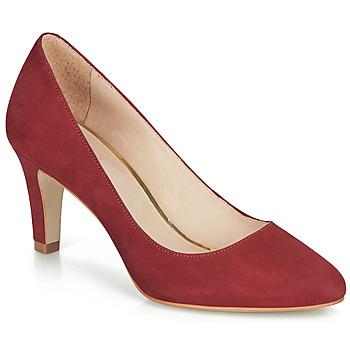鞋子 女士 高跟鞋 André LINAS 红色