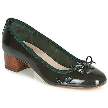 鞋子 女士 平底鞋 André POEME 绿色