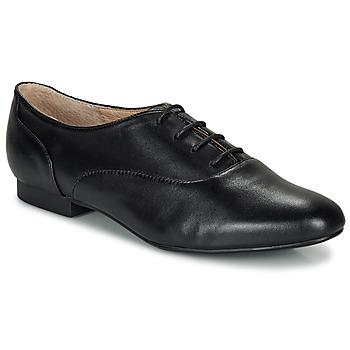 鞋子 女士 德比 André EXQUIS 黑色