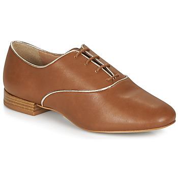 鞋子 女士 德比 André VIOLETTE 驼色