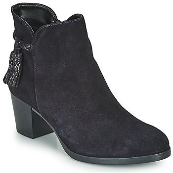 鞋子 女士 短靴 André MARYLOU 海蓝色
