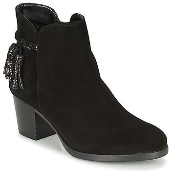 鞋子 女士 短靴 André MARYLOU 黑色