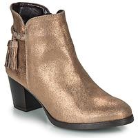 鞋子 女士 短靴 André MARYLOU 金色