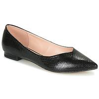 鞋子 女士 平底鞋 André LISERON 黑色