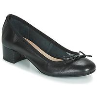 鞋子 女士 平底鞋 André POEME 黑色