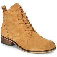鞋子 女士 短筒靴 André GODILLOT 驼色