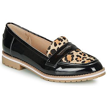 鞋子 女士 皮便鞋 André PORTLAND Leopard