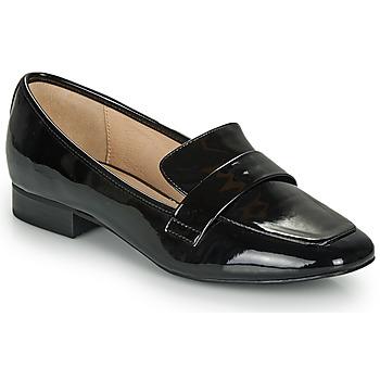 鞋子 女士 皮便鞋 André LYS 黑色 / 漆皮