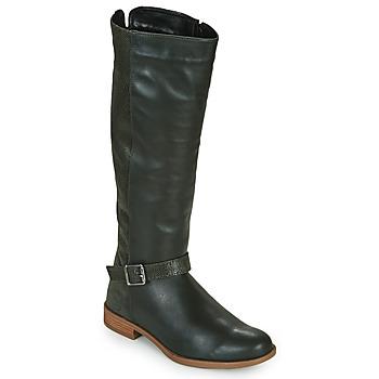 鞋子 女士 都市靴 André ETERNELLE 绿色