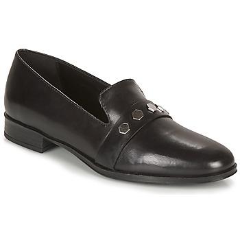 鞋子 女士 德比 André NOHA 黑色