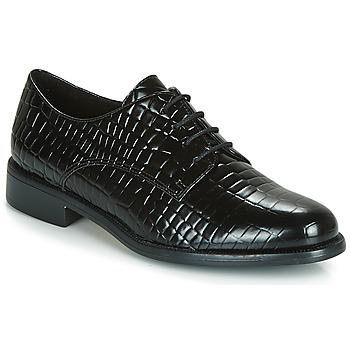 鞋子 女士 德比 André LOUKOUM 黑色