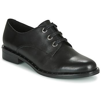 鞋子 女士 德比 André NEWCASTLE 黑色