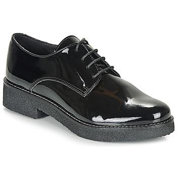 鞋子 女士 德比 André NANEL 黑色 / 漆皮