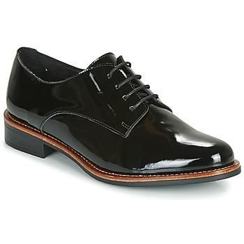 鞋子 女士 德比 André LUCKY 黑色