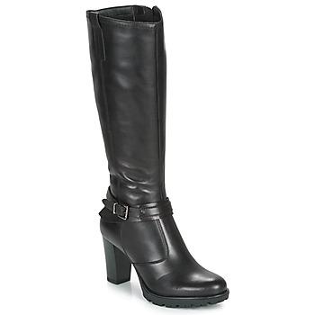 鞋子 女士 都市靴 André NADA 黑色