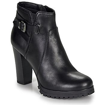 鞋子 女士 短靴 André NOEMIE 黑色