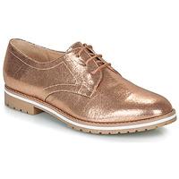 鞋子 女士 德比 André CICERON 金色