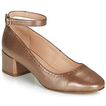 鞋子 女士 高跟鞋 André LAUREATE 金色