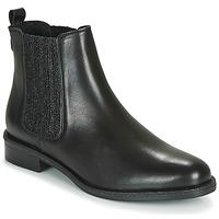 鞋子 女士 短筒靴 André LETKISS 黑色