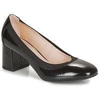 鞋子 女士 高跟鞋 André LAYA 黑色