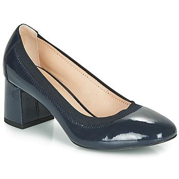 鞋子 女士 高跟鞋 André LAYA 海藍色