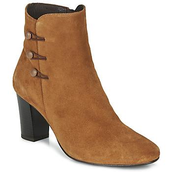 鞋子 女士 短靴 André MAJESTEE 驼色