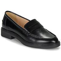 鞋子 女士 皮便鞋 André NERE 黑色